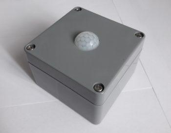 Беспроводной датчик движения WIR-MOV для подключения к блоку управления MIV