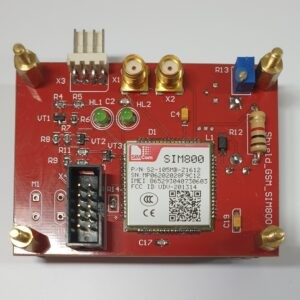 GSM/GPRS модуль SIM800